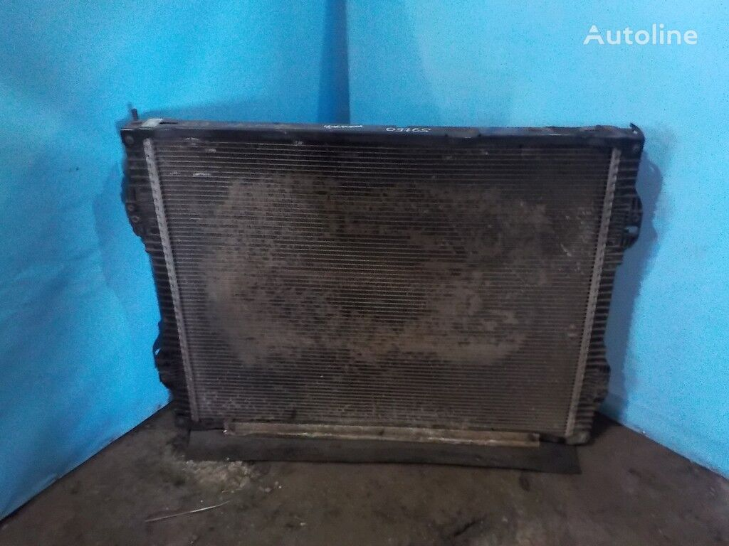 охлаждане на двигателя радиатора  Scania(Уценка) за камион