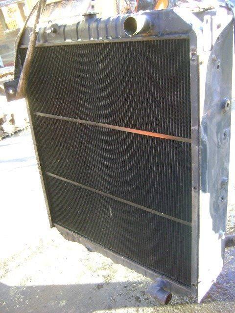 охлаждане на двигателя радиатора за багер FIAT-HITACHI