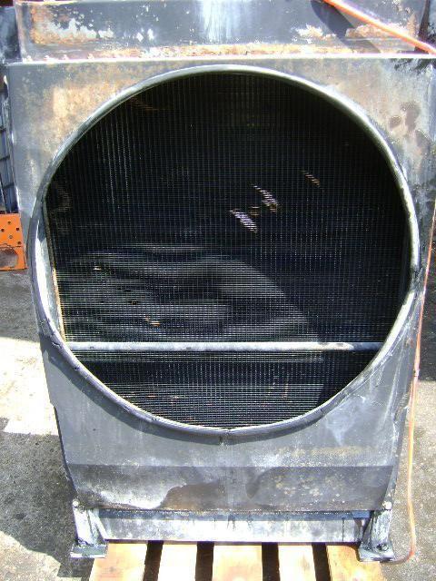 охлаждане на двигателя радиатора за багер FIAT Hitachi W 190 Evolution