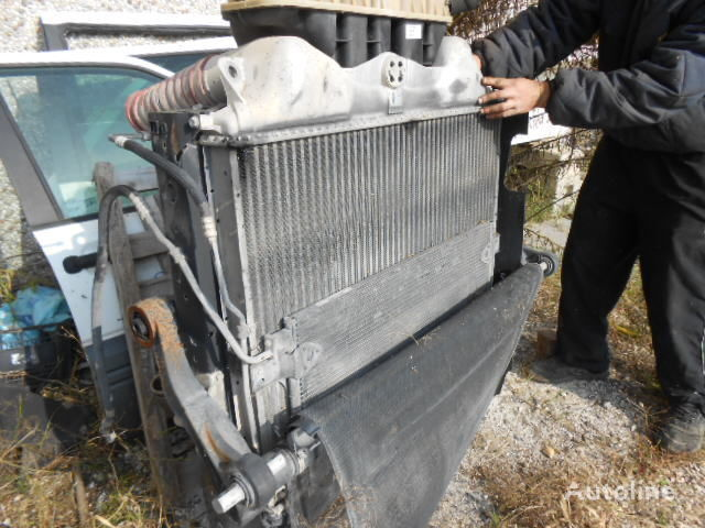 охлаждане на двигателя радиатора  BEHRU за влекач MAN TGA-TGX 480
