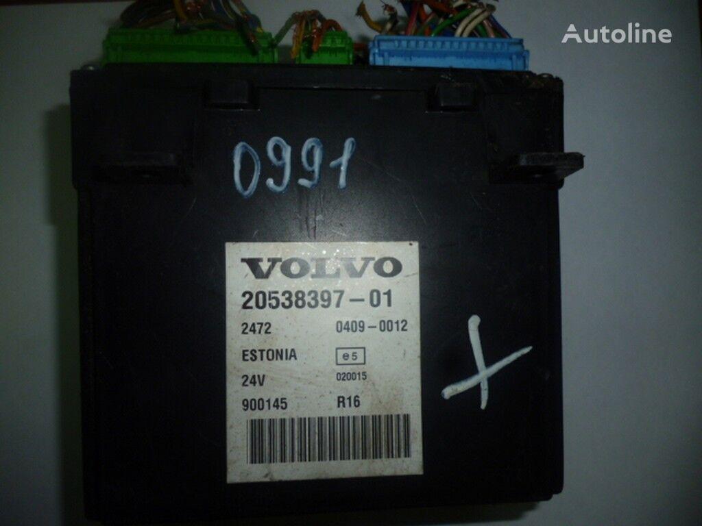 панелен блок  автомобилем Volvo за камион