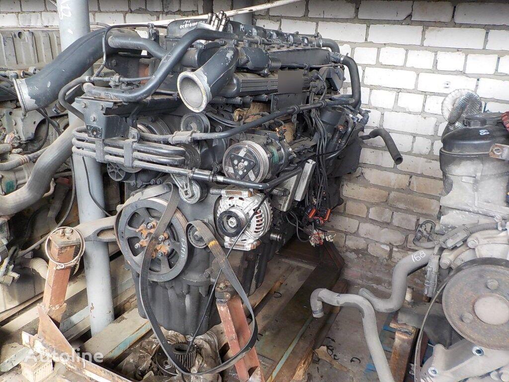 панелен блок  Scania двигателя за камион