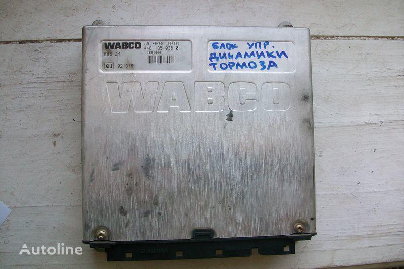 панелен блок  Блок управления динамики тормоза за влекач DAF