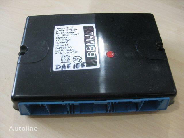 панелен блок  DAF 1365.0111000001 за камион DAF