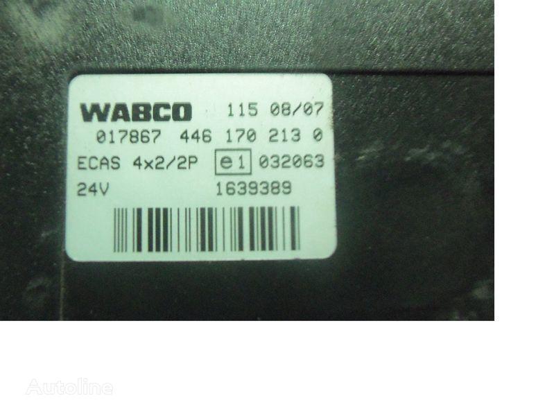 панелен блок  DAF 105 XF, ECAS electric control unit 1639389; 1657855, 1657854, 1686733, 1732019 за влекач DAF 105XF