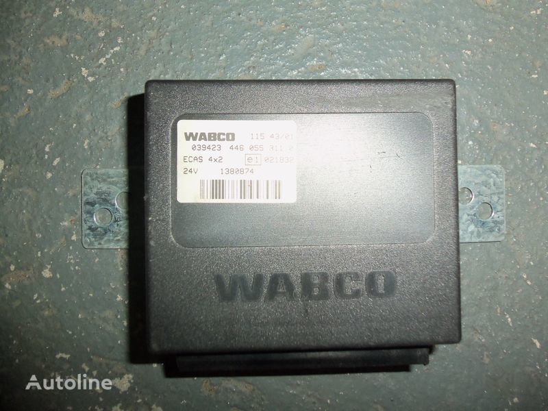 панелен блок  DAF Euro3 electronic unit, ECAS 1380874 за влекач DAF 95XF