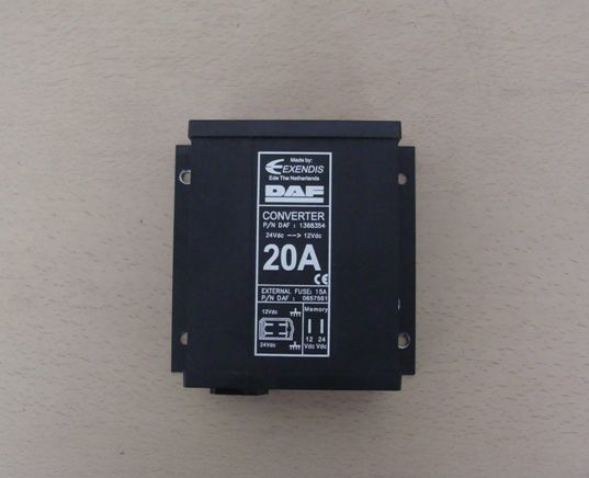 панелен блок  PRZETWORNICA за влекач DAF XF 105
