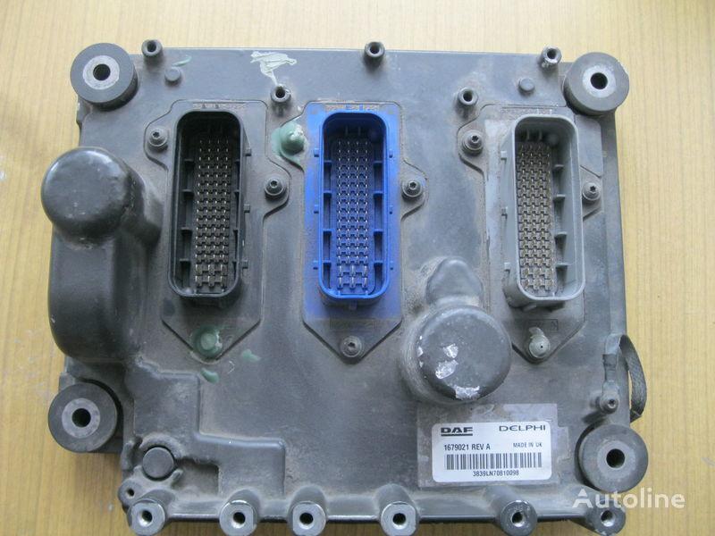 панелен блок  KOMPUTER SILNIKA за влекач DAF XF 105 / CF 85
