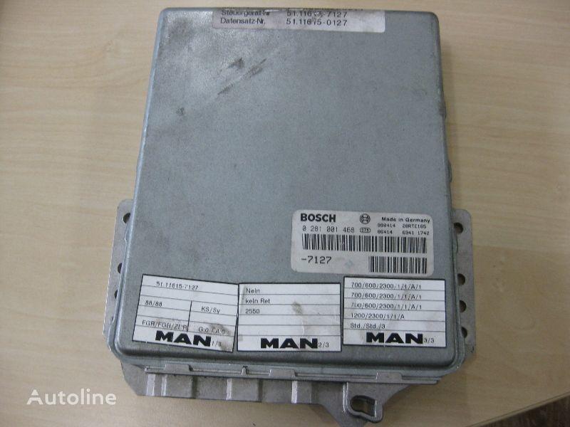 панелен блок  MAN BOSCH 0281001468 за камион MAN