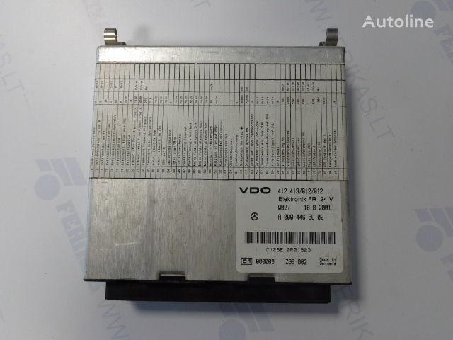 панелен блок  VDO Elektronik FMR,FR 0004462302, 0004462702, 00044638, 000446460202, 0004465302, 0004465602 за влекач MERCEDES-BENZ