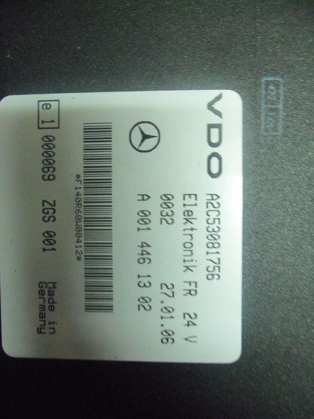 панелен блок  Mercedes Benz actros Drive control FR unit 0014461302, 0024460102, 0014461302, 0014461902, 0024465002, 0014467302, 0004467602, 0004469402, 0014465402, 0014465902, 0004469602 за влекач MERCEDES-BENZ ACTROS