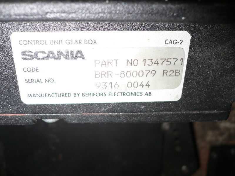 панелен блок  Scania GEAR BOX 1347571 . 1362616 . 1505135 . 488207. 1434153. 1368153. 1360315 за автобус SCANIA 113