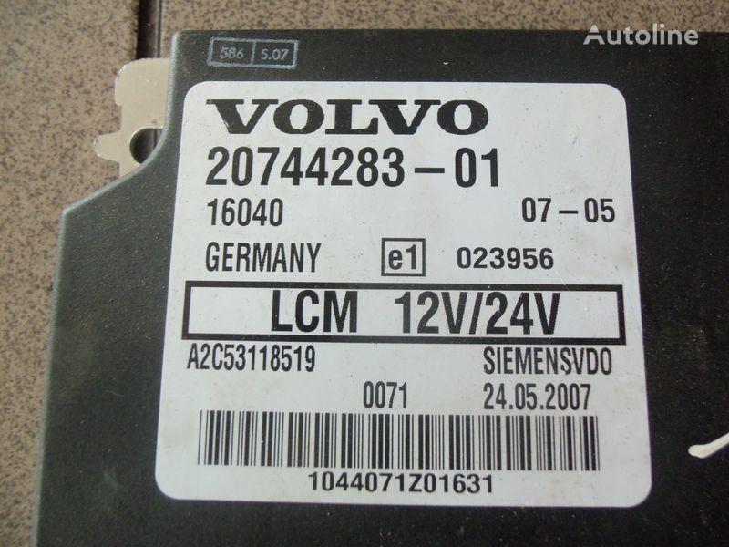 панелен блок  VOLVO FH12, LCM control unit, lightning 20744283, 20514900, 85108922, 20744286, 20865208, 85115541, 20815236, 85110015 за влекач VOLVO FH12
