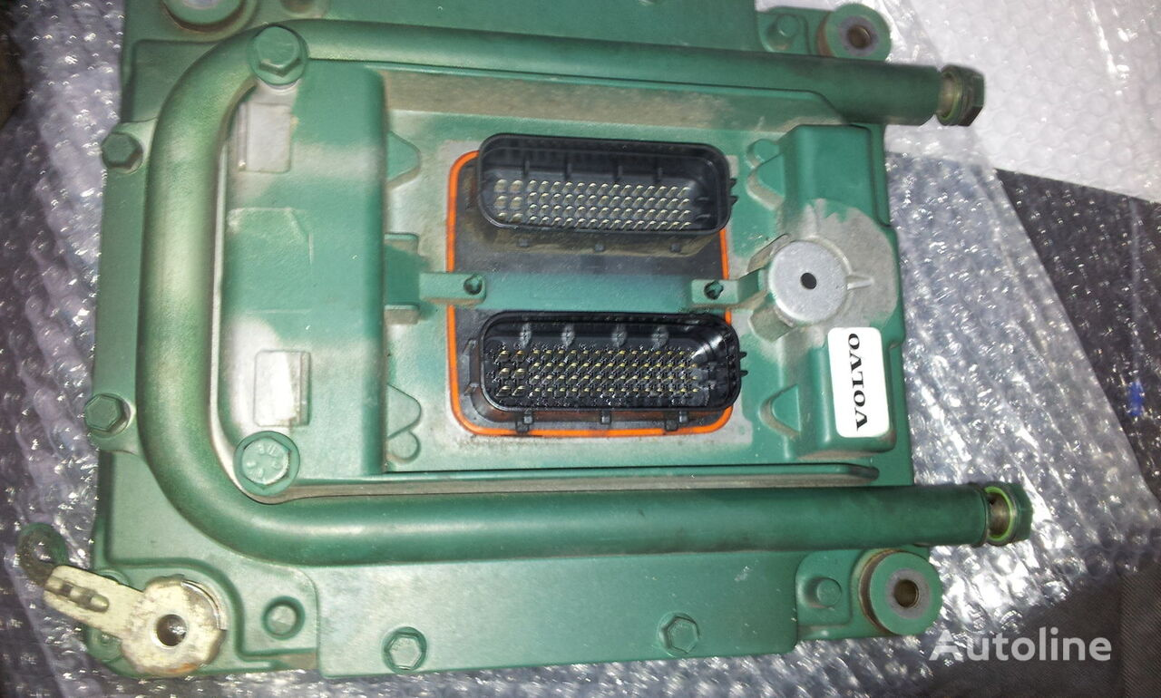 панелен блок  VOLVO D13A 440PS engine control unit ECU EDC 20814604; 20977019, 21107008 за влекач VOLVO FH13