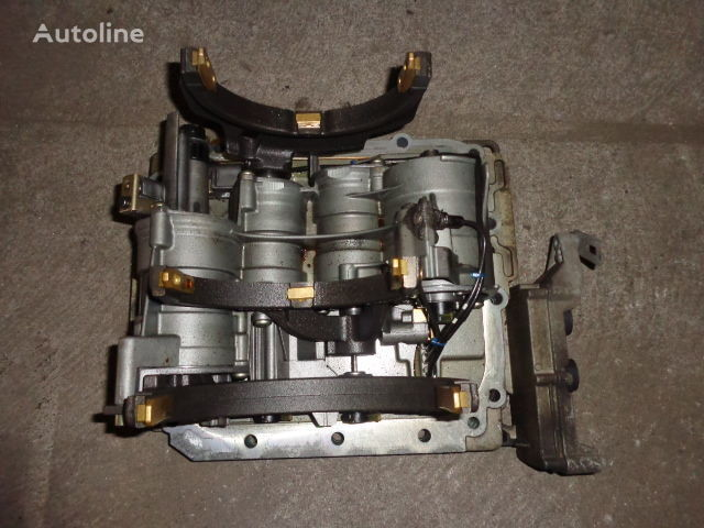 панелен блок  VOLVO FH13 automatic gearbox control unit, AT2412C, AT2512C, 4213650020 WABCO, 20817637 OE, 20775880, 21314140, 21314138, 21244587, 21571888, 21484417, 85003974, 85013077, 21314139, 21536238, 85132160, 85132171, 85121198, 85120149, 201571886, 21314139 за влекач VOLVO FH13