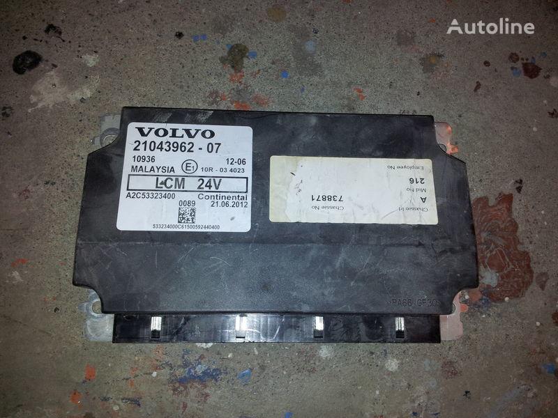 панелен блок  VOLVO FH13 LCM lightning control unit 21043962, 21043961, 85102471, 85102472 за влекач VOLVO FH13