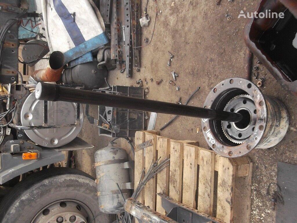 полуоска  задняя Iveco за камион