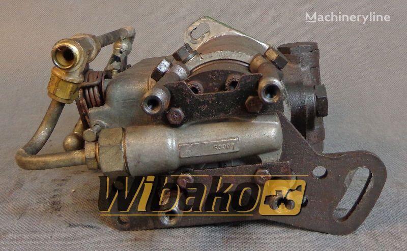помпа за впръскване на гориво под високо налягане  Injection pump Delphi 1001 за багер 1001 (3348F633)