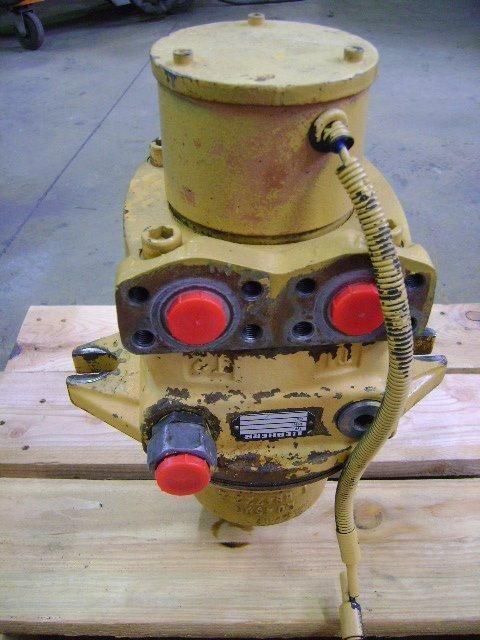 поворотен редуктор  Motore di rotazione за друга строителна техника LIEBHERR