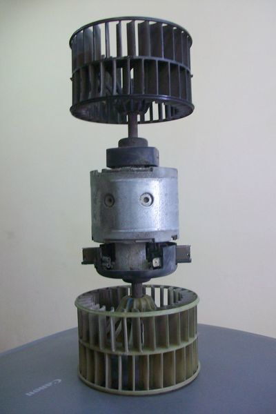 радиатор за парно  Мотор печки за влекач DAF XF,CF