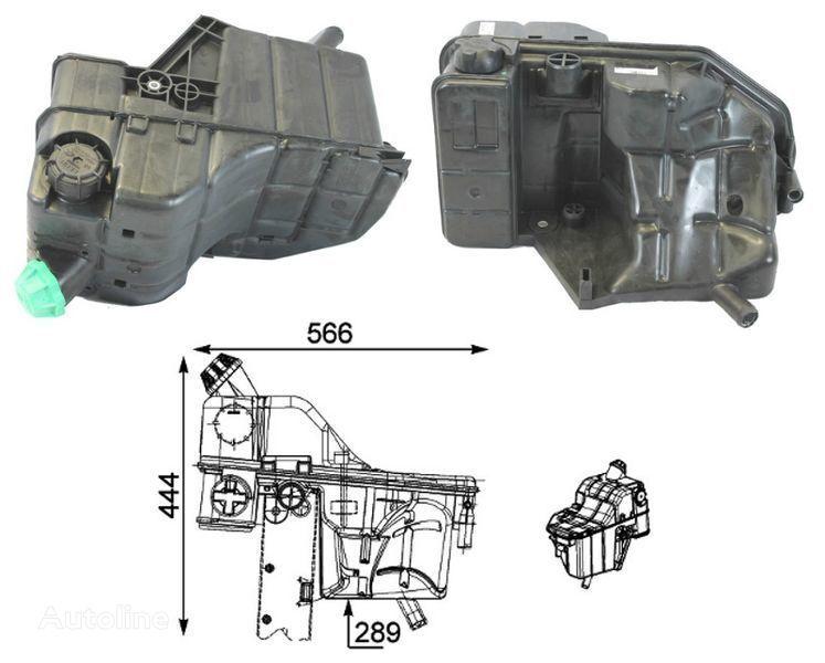 нова разширителен съд  BEHR HELLA 0005003149.89100002004 за камион MERCEDES-BENZ ACTROS