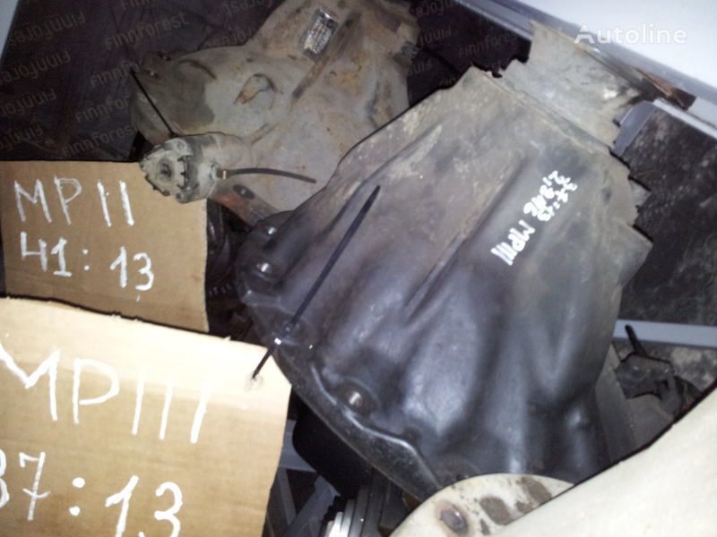 редуктор  Mercedes Benz actros gear axle HL6 ratio 37/13, 2.84 за влекач MERCEDES-BENZ Actros MP3