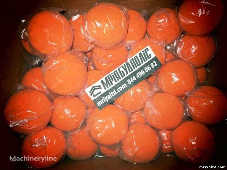 нова резервни части  Италия Мяч промывочный за бетон-помпа