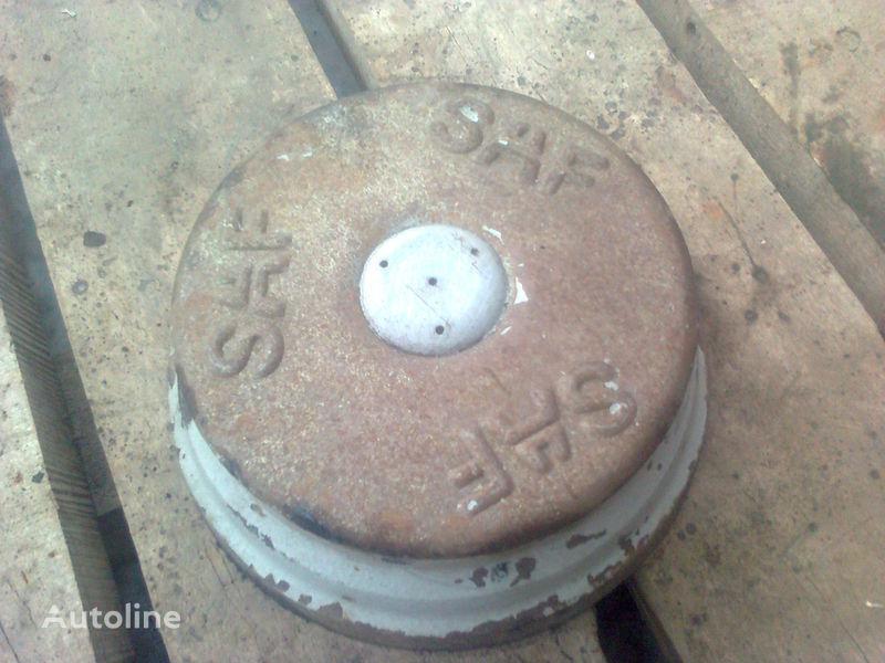 резервни части  Крышка ступицы SAF(БЛОК-ПОДШЫПНИК) за полуремарке