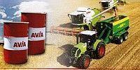 резервни части  Универсальное трасмиссионное тракторное и гидравлическое масло AVIA HYDROFLUID DLZ за трактор