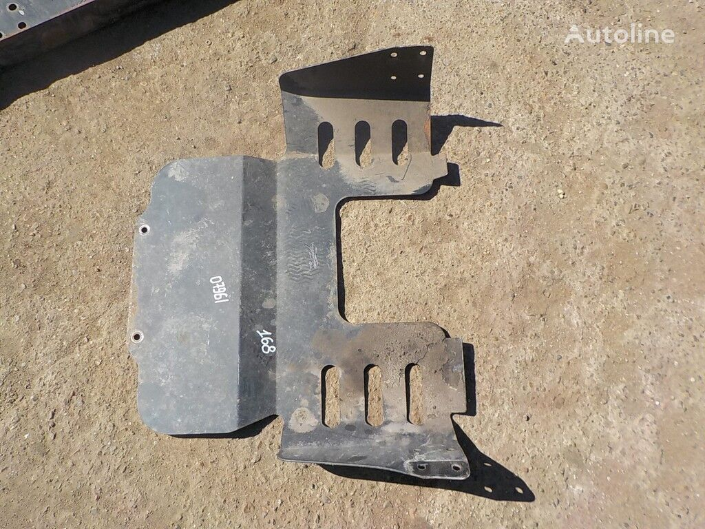 резервни части  Защита двигателя нижняя MAN за камион