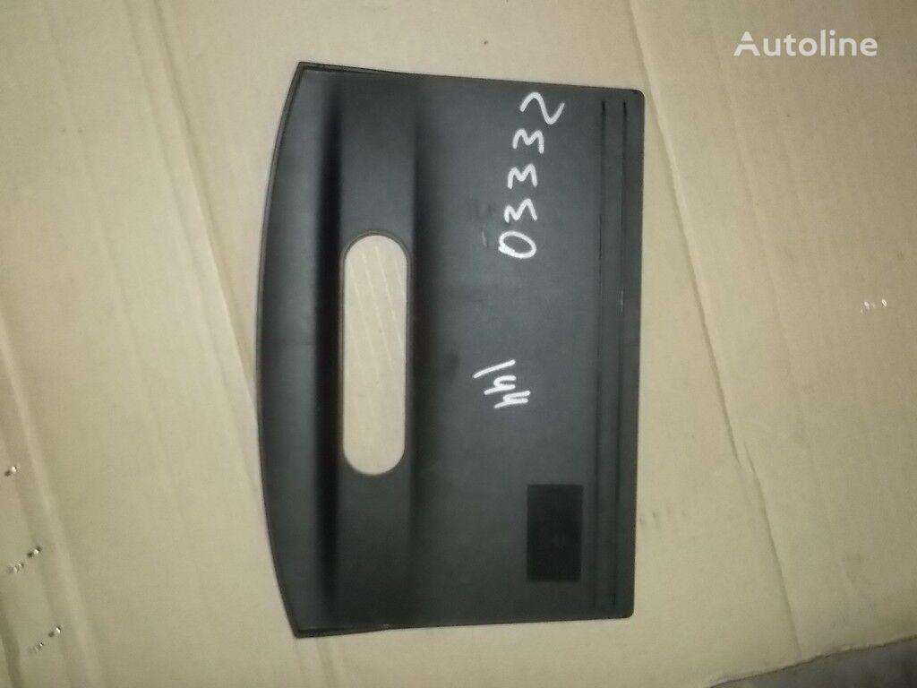 резервни части  Крышка ящика хранения DAF за камион