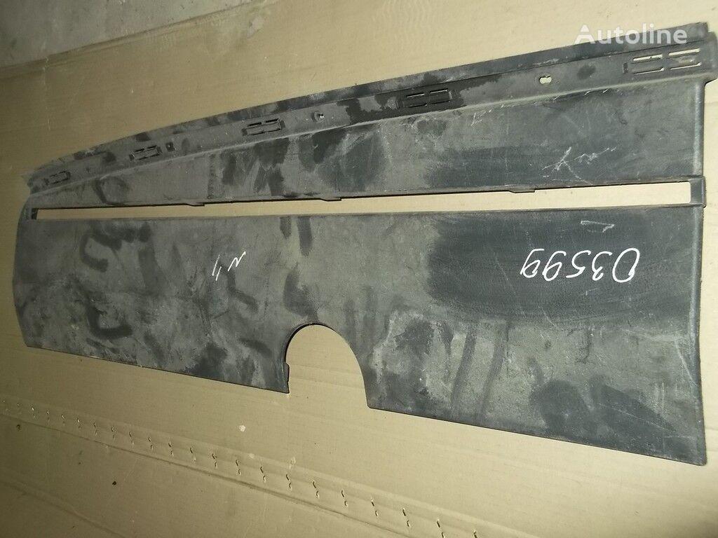 резервни части  Противосолнечная обшивка справа MAN за камион