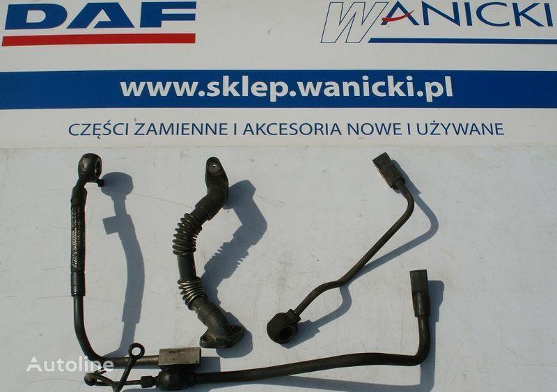 резервни части  DAF PRZEWODY, RURKI KOMPRESORA за влекач DAF XF 95, XF 105, CF 65,75,85