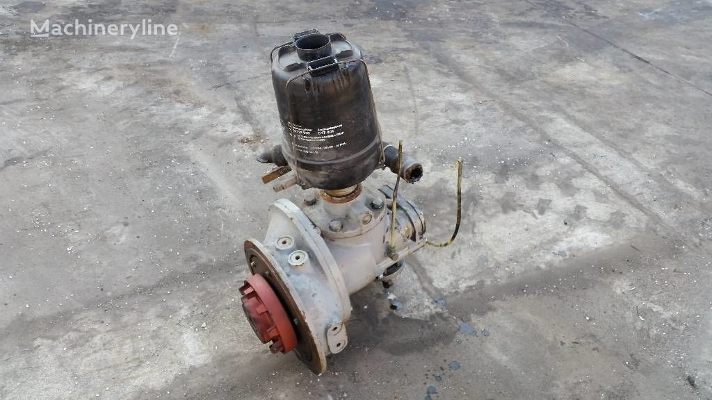 резервни части за друга строителна техника DEMAG