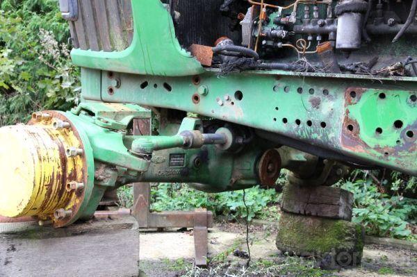 резервни части  JOHN DEERE 6920 б/у запчасти / used spare parts за трактор JOHN DEERE 6920