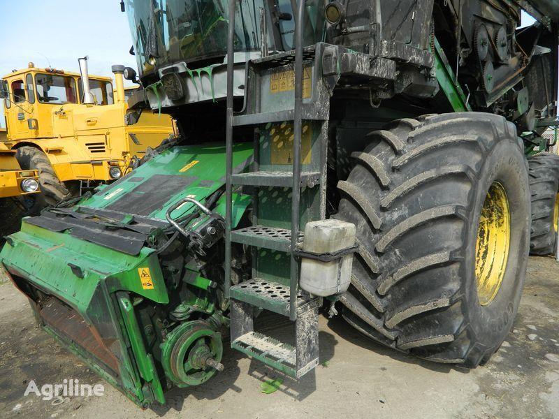 резервни части  б/у запчасти / used spare parts за комбайн JOHN DEERE WTS 9640i