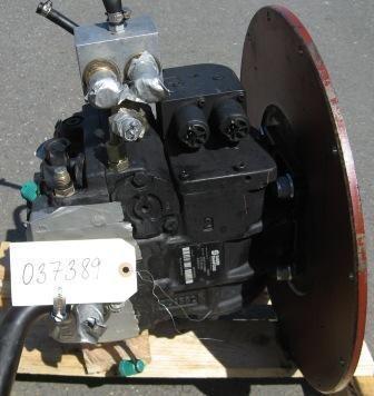 резервни части  Hydrostatické čerpadlo Sauer-Danfoss за челен товарач MERLO