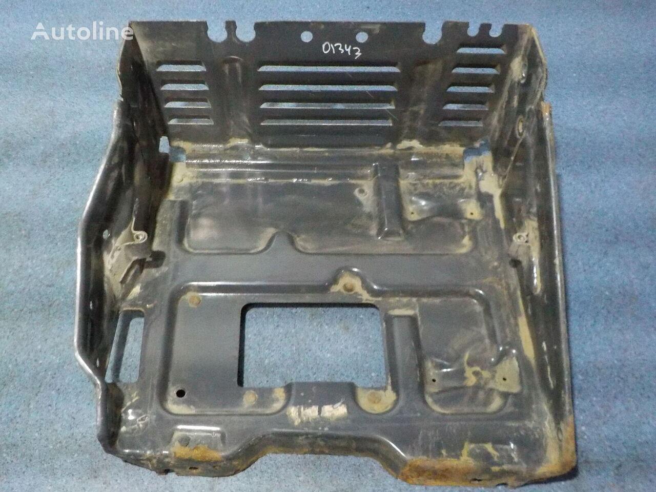 резервни части  Аккумуляторный ящик за камион SCANIA