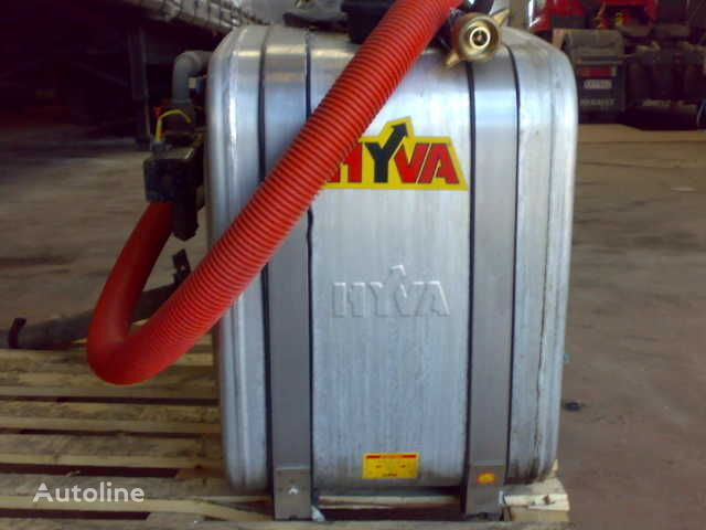 резервоар за гориво за камион