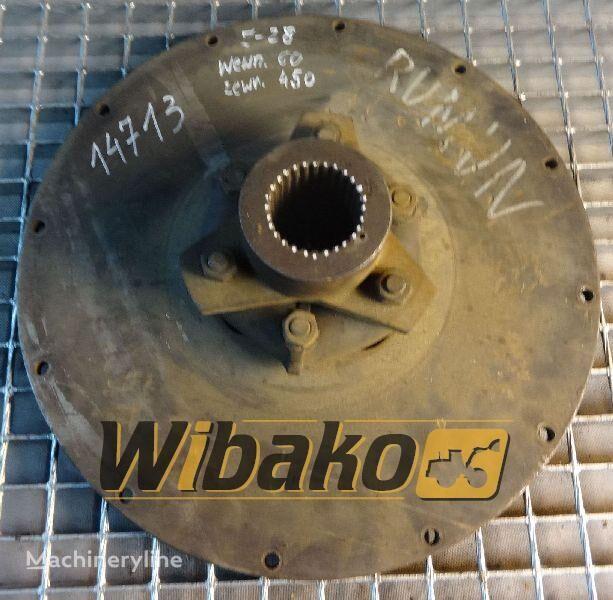 съединител  Coupling UTB 28/60/450 за друга строителна техника UTB 28/60/450