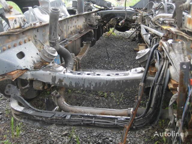 шаси  Scania R420 frame and drive axle R780 за влекач