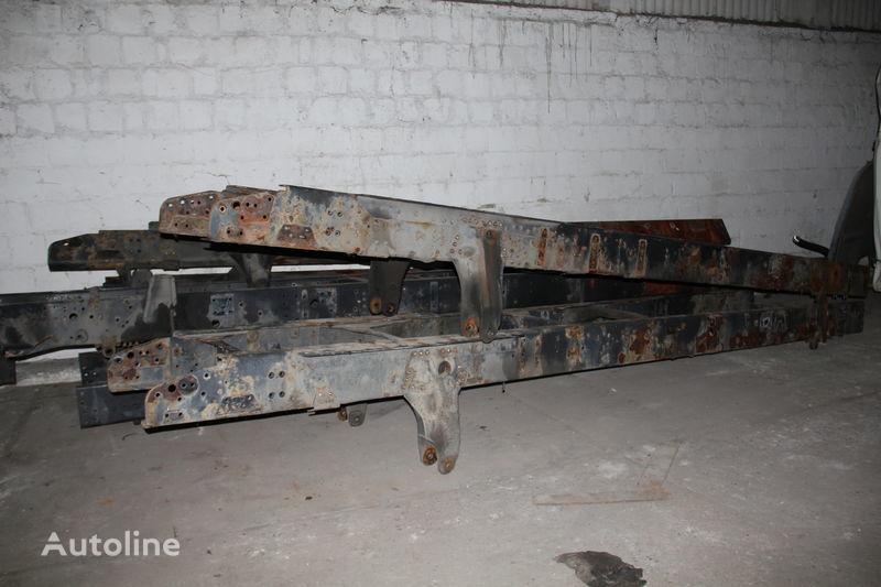 катастрофирал шаси  P310 Euro 4 за камион SCANIA
