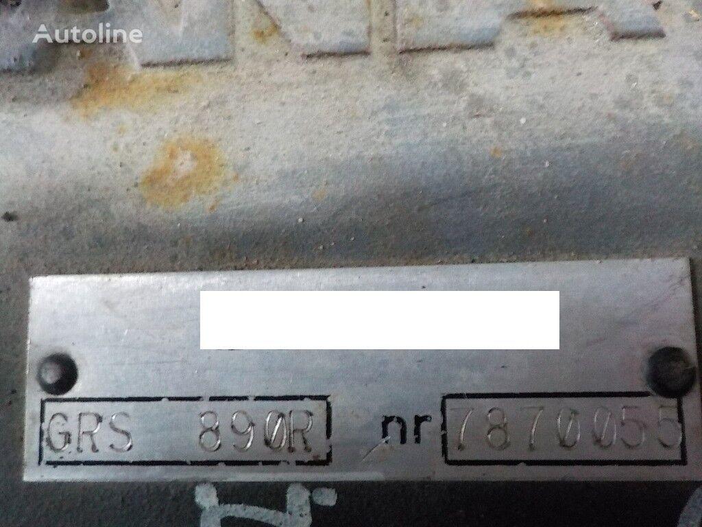 скоростна кутия  GRS890R с ретардой EG604 за камион