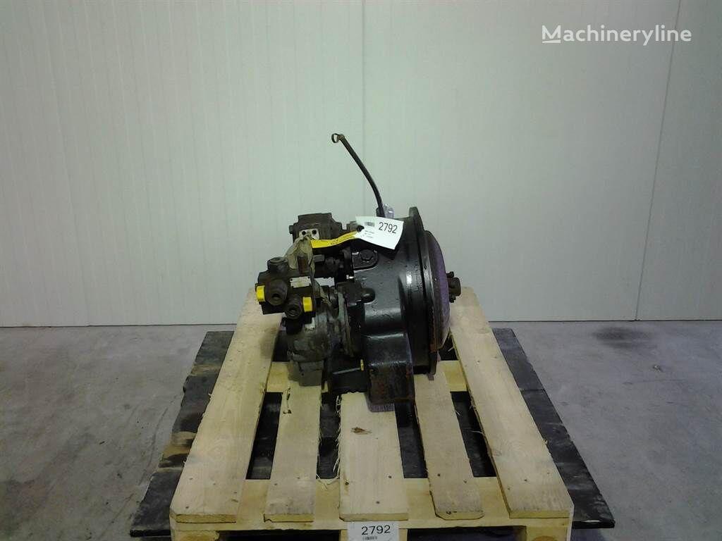 скоростна кутия за челен товарач HANOMAG 512/3