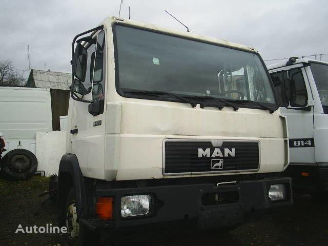 скоростна кутия  Eaton FSO4106/5206 за камион MAN 15.224