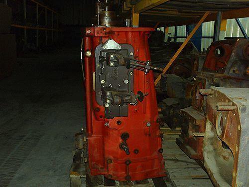 скоростна кутия  dynashif-speed shif за трактор MASSEY FERGUSON 3680-6180-8130-8160