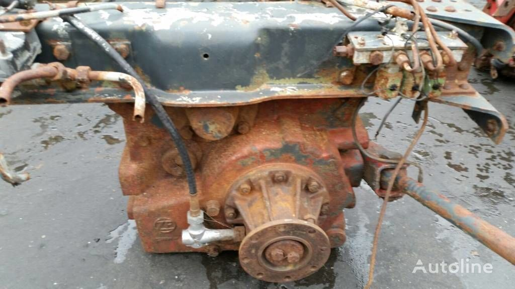 скоростна кутия за камион MERCEDES-BENZ 1619