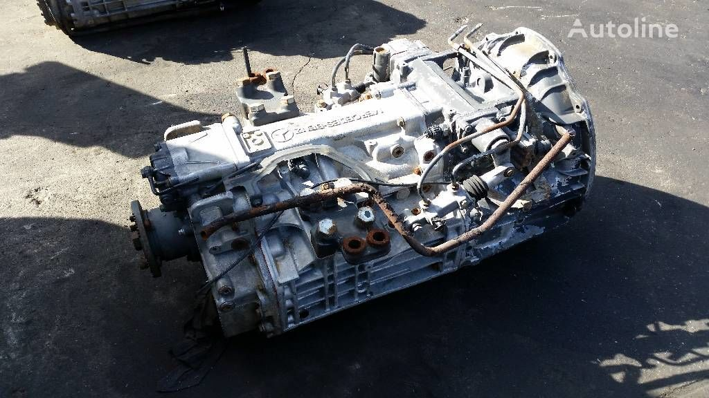скоростна кутия за камион MERCEDES-BENZ G211 EPS