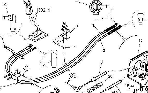 нова скоростна кутия  ZF ТРОС КПП 5010452013.5001870062.5001870063.5010452013 за камион RENAULT MAGNUM PREMIUM
