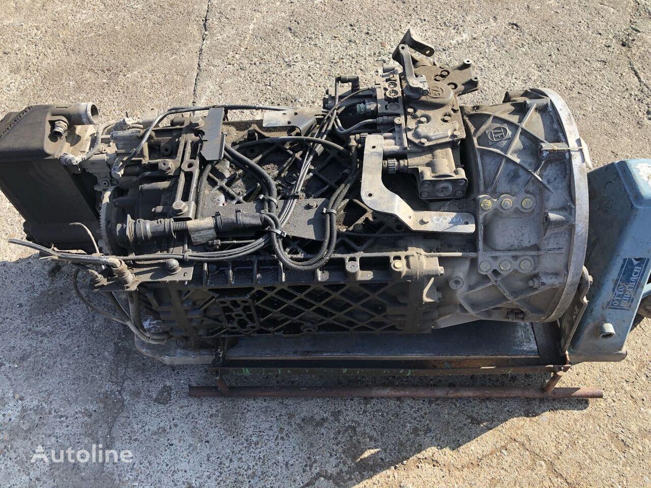 скоростна кутия  ZF 16S2321TD С ретардой за камион RENAULT Magnum